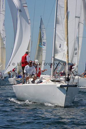 New England PHRF - Saturday - J/105 Line