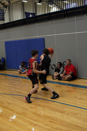 CHS JV 2013 Fall Basketball Game 4