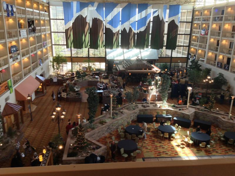 Atrium View 1