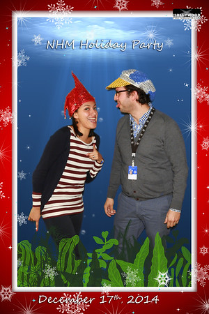 NHM Holiday Party 2014