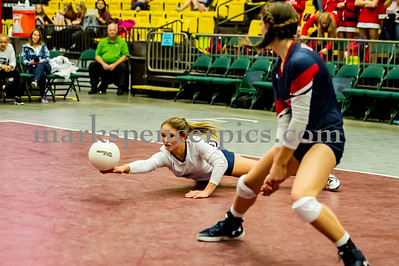Volleyball SHS vs CornC 11-3-2018