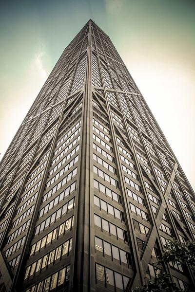 The John Hancock Tower