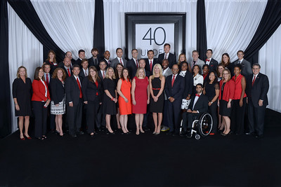 2016 40 Under 40 Awards Luncheon