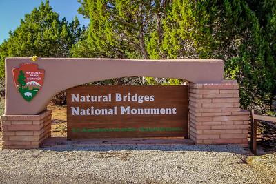 2014 Natural Bridges National Monument - Ut
