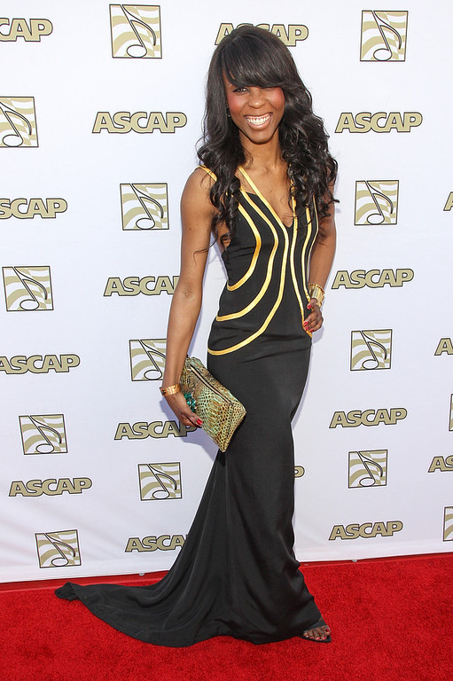 . Chanty attends the 30th Annual ASCAP Pop Music Awards at Loews Hollywood Hotel on April 17, 2013 in Hollywood, California.  (Photo by Paul A. Hebert/Getty Images)