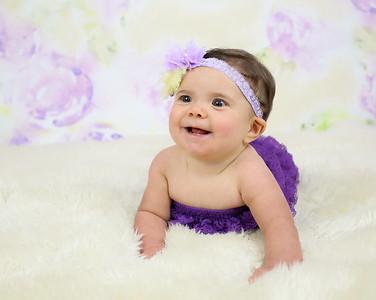 Samantha 6 Month Peeks
