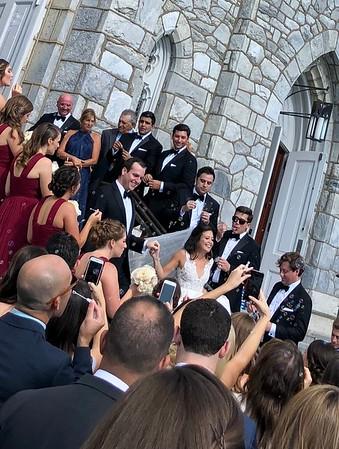 Warren & Molly Phili Wedding - (as a guest)