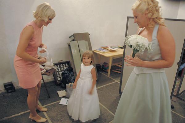 Tina og Tores bryllup 12.08.04