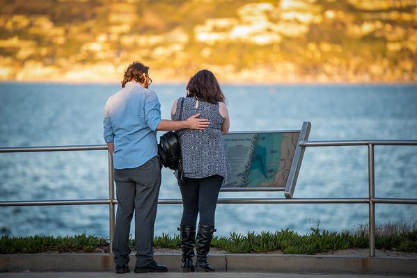 Taylor San Diego Sunset proposal