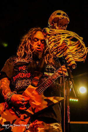 Soulfly - Ace of Spaces - Sacramento 2014