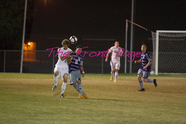 Eagles vs Boerne