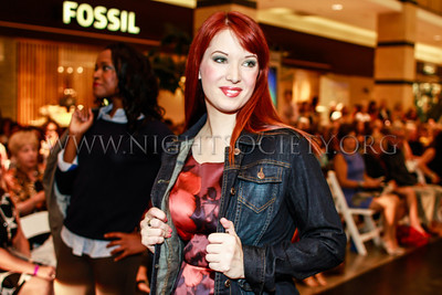 St. Louis Magazine Presents Night of Style at West County Mall 9-12-2013
