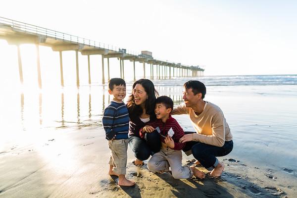 The S Family  | Dec 2018 | San Diego, CA