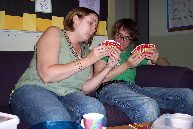 Apples to Apples in Alfred 2007.jpg