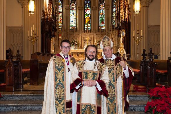Adam Bucko Ordination to the Diaconate - January 26, 2019