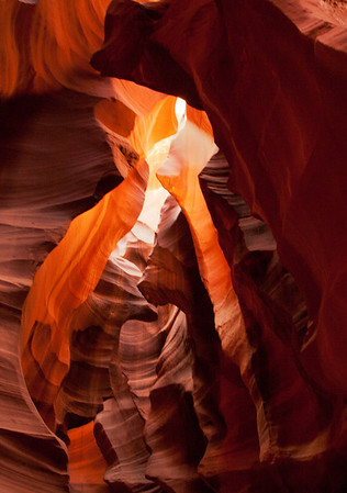 Zion National Park, Antelope Canyon, and Coral Pink Sand Dunes State Park