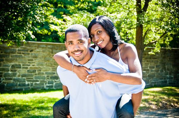 Tia and Jamaal-Engagement