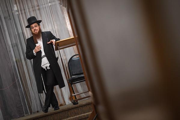 2016 Rav Daniel Katz in Brooklyn - The Elevation Project