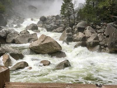 03 Yosemite Falls and Yosemite Lodge