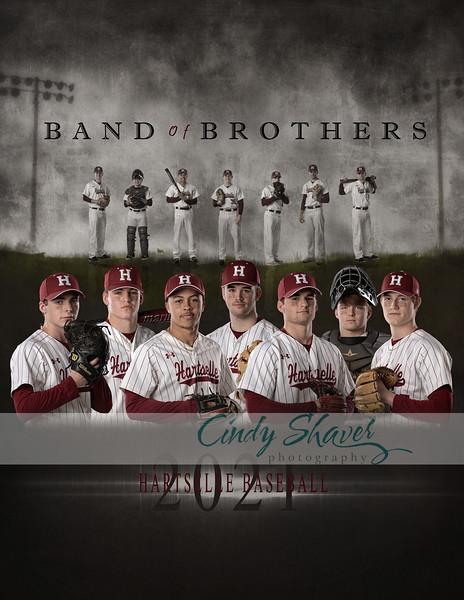 Hartselle Baseball 2021