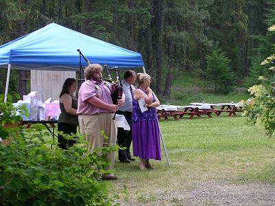 Teal's Wedding 7/4/06