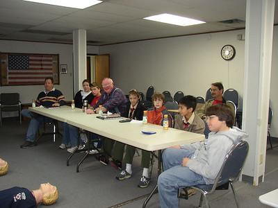 2006 CPR Training