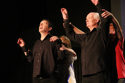 2013 OUAB Presents Colin Mochrie & Brad Sherwood - Two Man Group