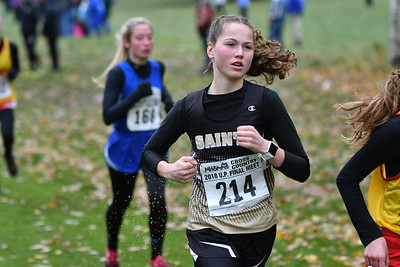 2018 MHSAA Upper Peninsula XC Finals