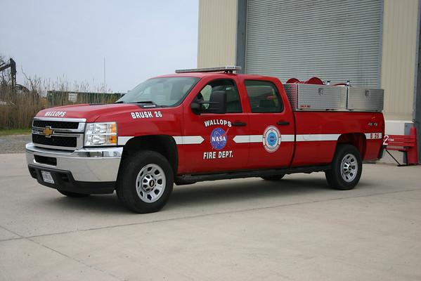 NASA Wallops Flight Facility Fire and Rescue Department