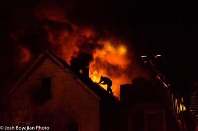 2-11 Alarm + EMS Plan 1 @ 5044 S Carpenter St