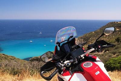 Sardegna in moto Coast to Coast