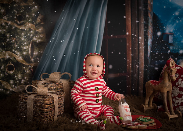Baby Boy, Christmas 2017