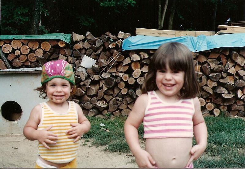 Kelly & Mandy    7/91