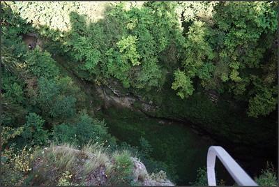 Punkevní jeskyně 18.9.2009