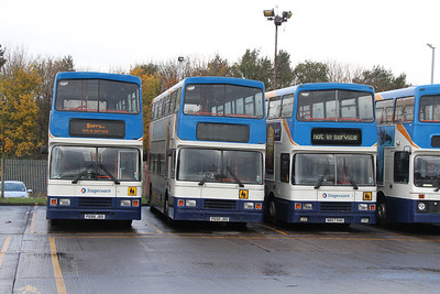Stagecoach Glenrothes Depot