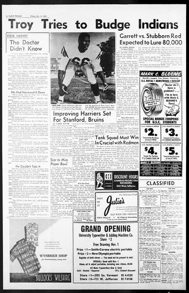 Daily Trojan, Vol. 57, No. 20, October 15, 1965