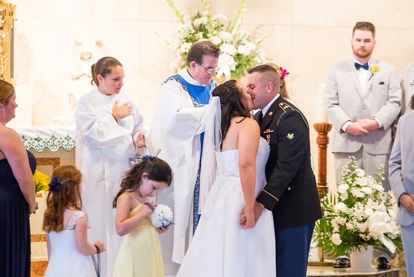 Bonnie and Ryan - Ceremony