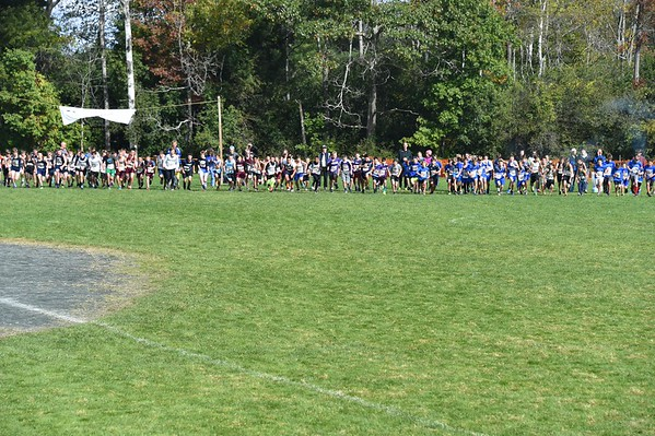 Boys Junior High Woods Trail Run 2015-10-03