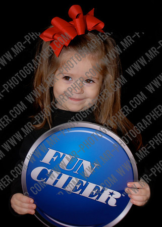 Fun Cheer - Concordia - Oct 17, 2009 - Portraits