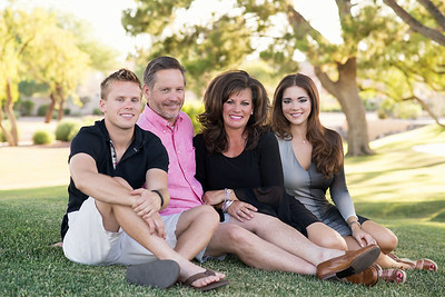 Stainton Family 2014