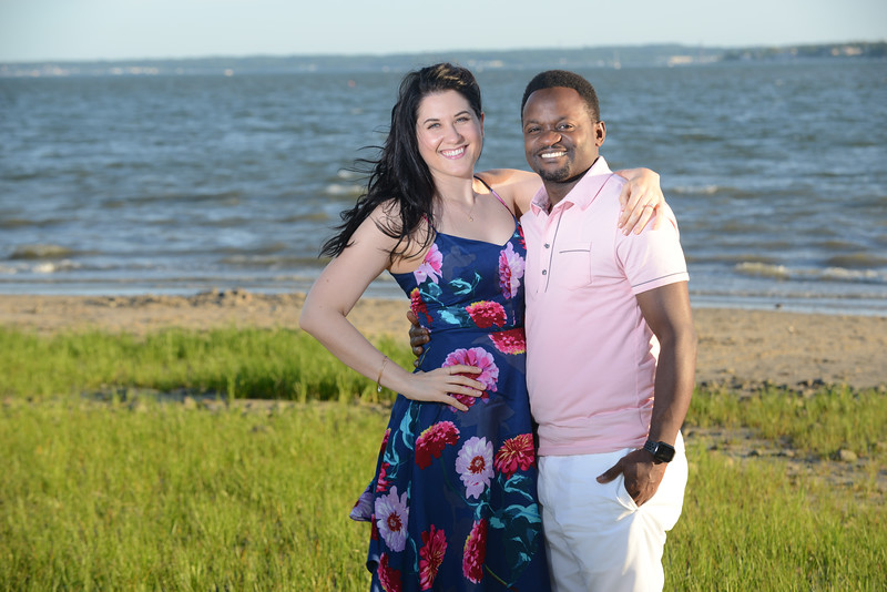 Nicole Shuller and Solomon - June 18th 2020