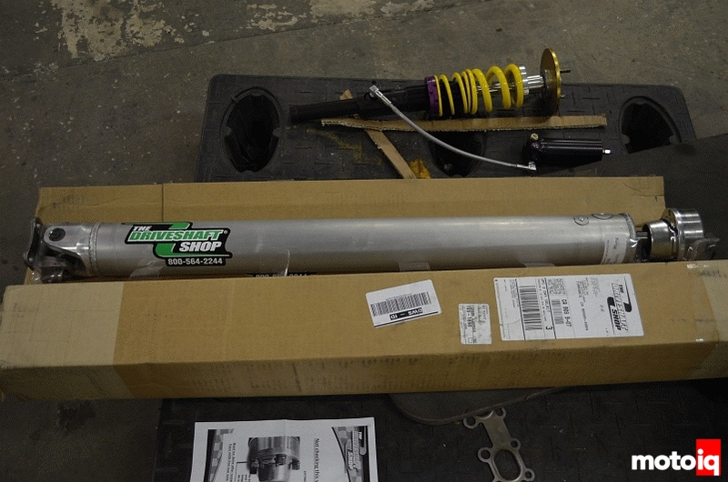 ark design team america bnr32 part 9 driveshaft shop
