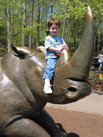 NC Zoo 041705