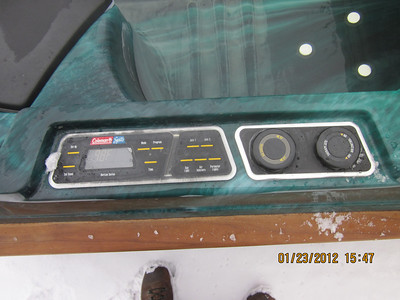 Coleman 6 person Hot Tub $4000.00