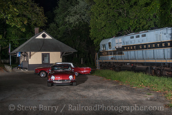 West Chester Railraod Cheyney, Pennsylvania August 22, 2014