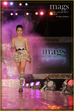 MAGS on the catwalk 2011 - Cam2