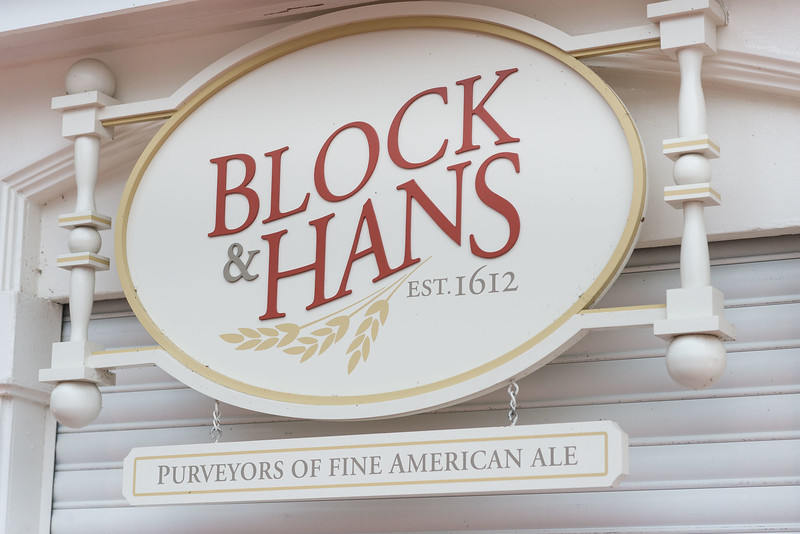 Block & Hans - Epcot International Festival of the Arts 2017