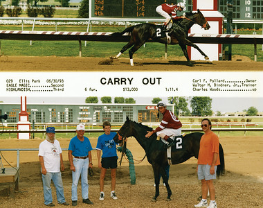 CARRY OUT - 6/30/1993