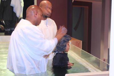 February Baptism and Confirmation Celebration