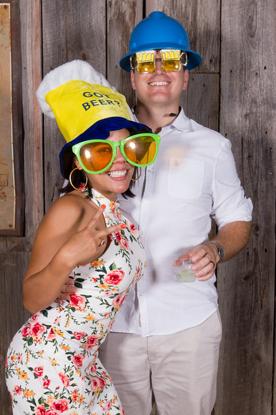 Cory Cassie Photo Booth